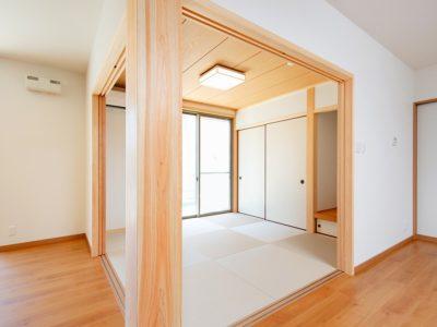 大人ナチュラルな平屋×低炭素住宅(笠岡市)