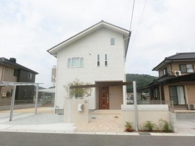 ロフトのあるZEH住宅(笠岡市)