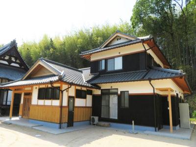 木の香り溢れる和風住宅(笠岡市)