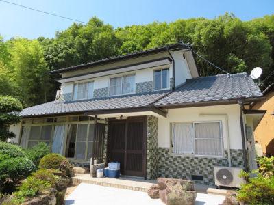 屋根・外壁塗装 リフォーム(笠岡市)