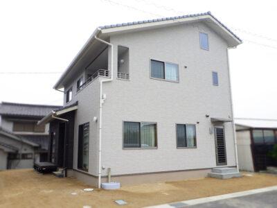 和室続き間のあるZEH住宅(浅口郡)